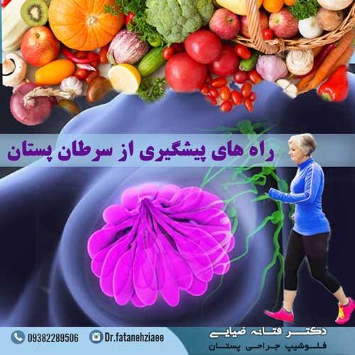 راه-های-جلوگیری-از-سرطان-پستان-